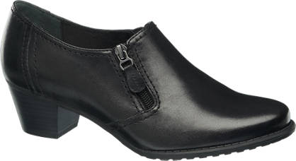 Medicus Side Zip Shoes
