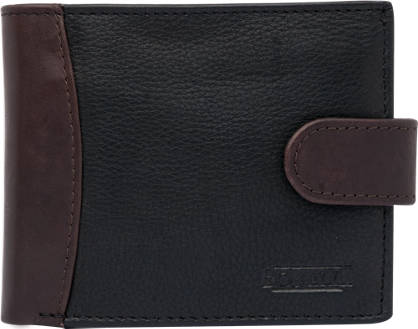 Borelli Leather Contrast Wallet