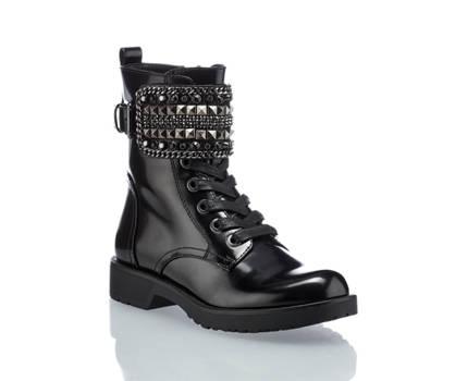 Limelight Limelight boot à lacet femmes noir