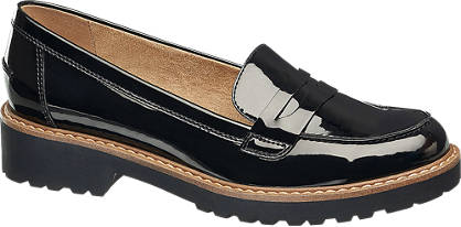 Graceland Loafer - Lak-Look
