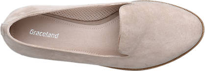 Graceland Loafer beige
