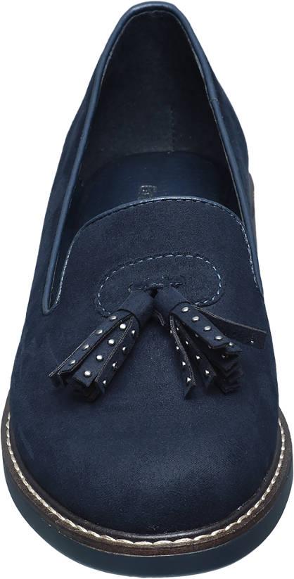 Graceland Loafer blau