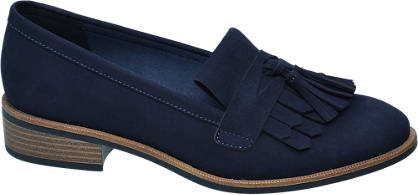 Graceland Loafer blau