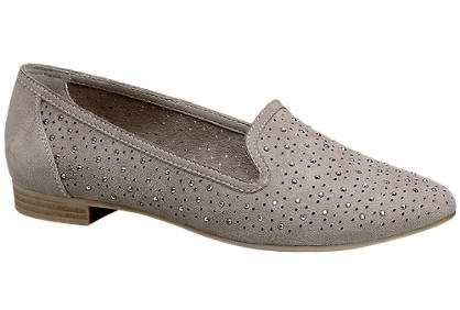 Graceland Loafer grau
