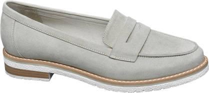 Graceland Loafer grau