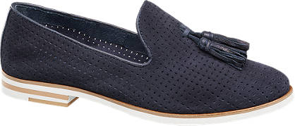 5th Avenue Loafer blau