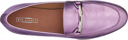 5th Avenue Loafer rosa-metallic