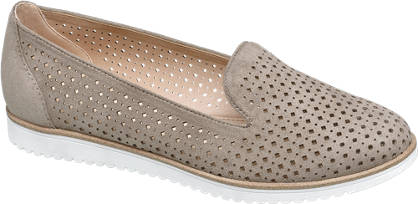 Graceland Lézervágott loafer
