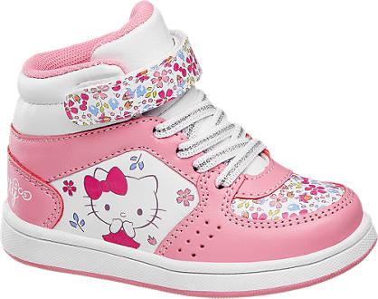 Hello Kitty Magasszárú babacipő