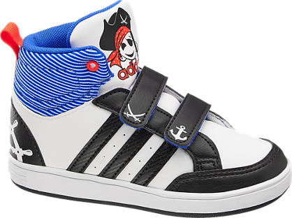 adidas buty dziecięce Adidas Hoops Cmf Mid Inf