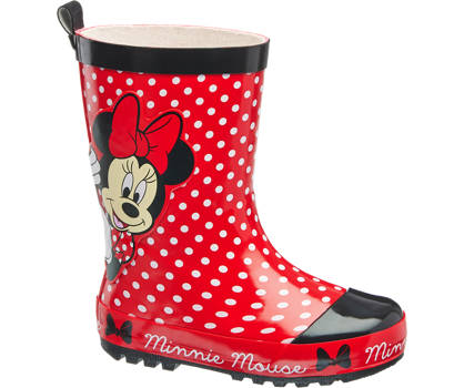 Minnie Mouse Gummistiefel
