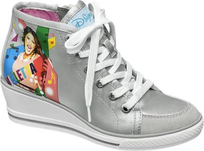 Disney Violetta Keil Mid Cut Sneakers
