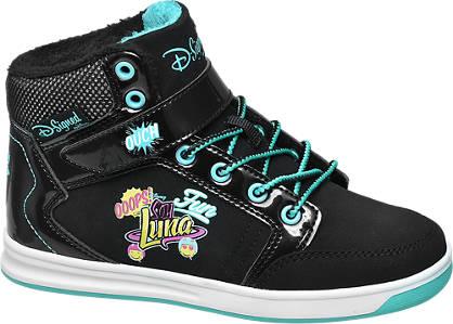 Luna Mid Cut Sneakers gefüttert