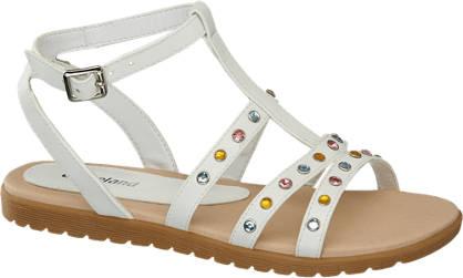 Graceland Sandalen mit Nieten