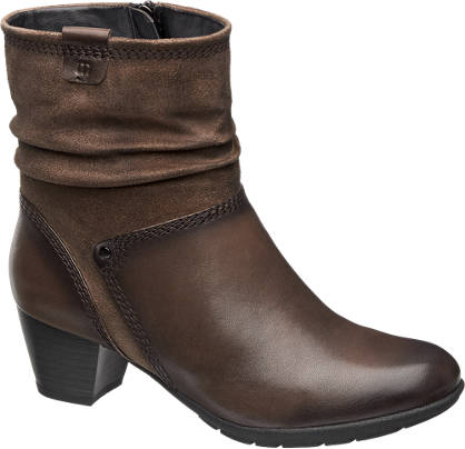 Medicus Rouched Comfort Boot