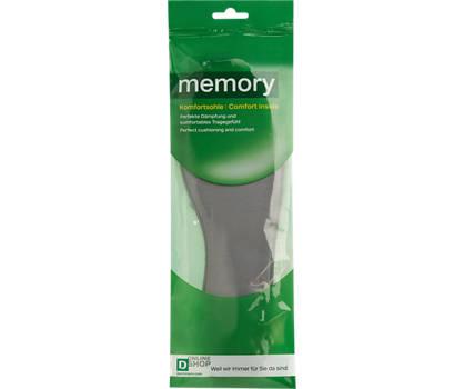 Memory Foam Sål str. 35/36