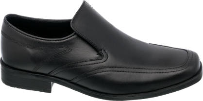 Memphis One Leather Slip On Shoe