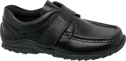 Memphis One Junior Boy Leather Single Strap Shoe