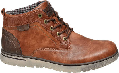 Memphis One Casual Lace-up Boots