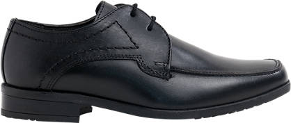 Memphis One Teen Boy Leather Formal Lace-up Shoes