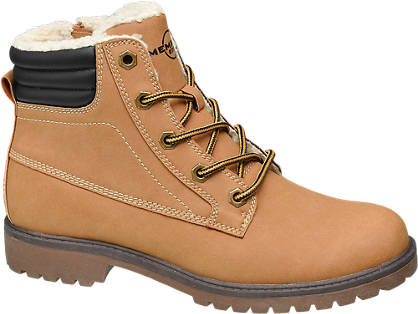Memphis One Teen Boy Lace-up Ankle Boots