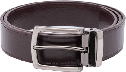 Brown Casual Buckle Belt
