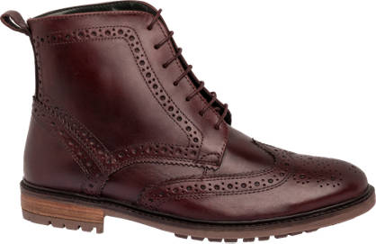 Silver Street Gerrard Casual Lace-up Boots