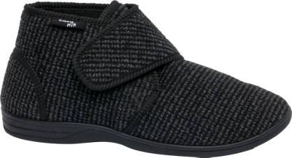 Mens High Cut Boot Slippers