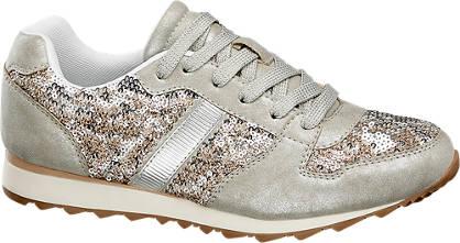 Graceland Metálfényű sneaker