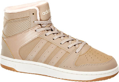 adidas neo label Mid Cut VS HOOPSTER MID W