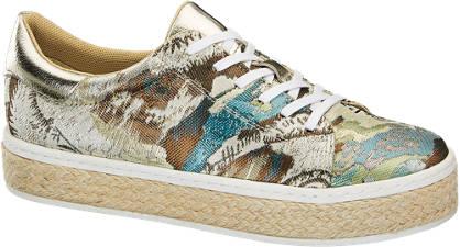 Catwalk Mintás női sneaker