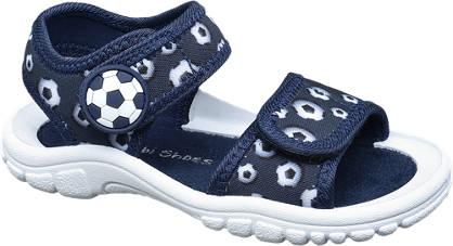 Bobbi-Shoes Mintás szandál