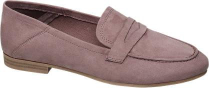 Graceland Mályva színű loafer