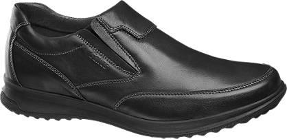 Gallus Komfort Leder Slipper, Weite: G