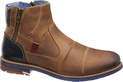 AM SHOE Leder Boots