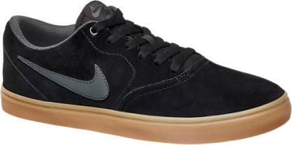 NIKE Leder Sneakers SB CHECK SOLAR