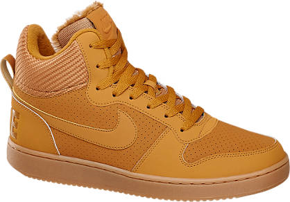NIKE Mid Cut Sneakers COURT BOROUGH MID gefüttert