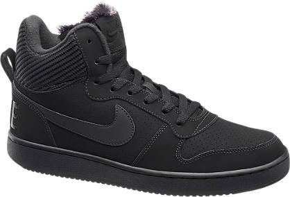NIKE Mid Cut Sneakers COURT BOROUGH gefüttert