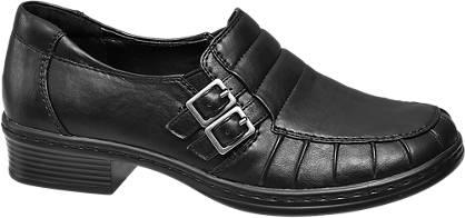Easy Street Moteriški batai, platesnei pėdai