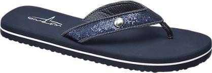 Blue Fin Moteriškos šlepetės