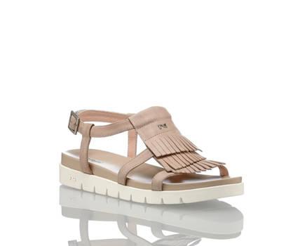Nero Giardini NeroGiardini Damen Flache Sandalette