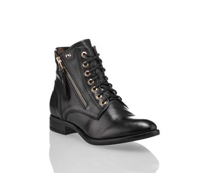 Nero Giardini NeroGiardini boot à lacet femmes noir