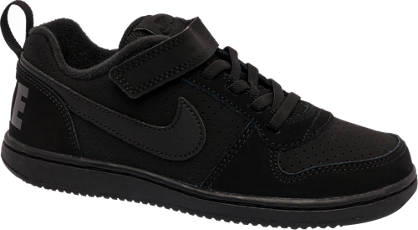 NIKE Nike Court Borough Junior Boys Trainers