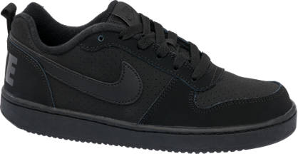 NIKE Nike Court Borough Low Teen Boys Trainers