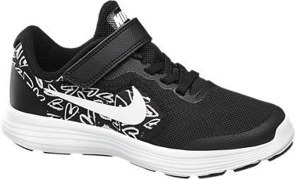 Nike Nike REVOLUTION 3 PRINT (PSV) futócipő