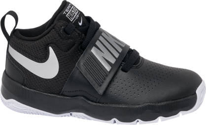 NIKE Nike Team Hustle Junior Boys Trainers