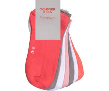 Ochsner Shoes Ochsner Shoes  7er Pack Damen Füsslinge 35-38, 39-42