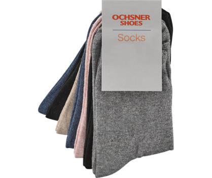Ochsner Shoes Ochsner Shoes 7 pairs chaussettes femmes 35-38,39-42