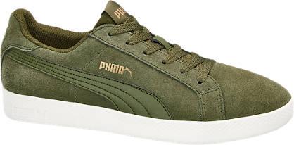 Puma Olivazöld női sneaker