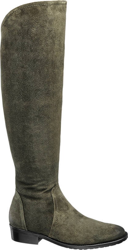 5th Avenue Overknee khaki